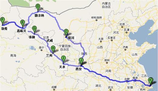 额济纳自驾游_敦煌结伴同游_; 甘肃 敦煌 敦煌结伴游; 南京到上海自驾