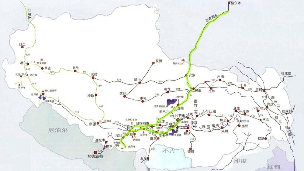 西藏 拉萨 拉萨结伴游