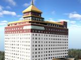 Exterior of Chengdu Tibet restaurant