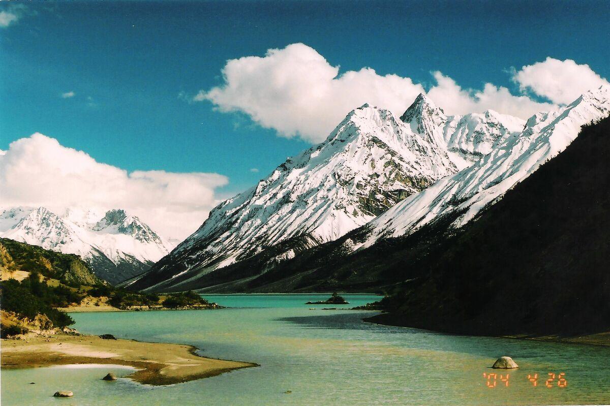 西藏旅游照片:昌都-然乌湖4