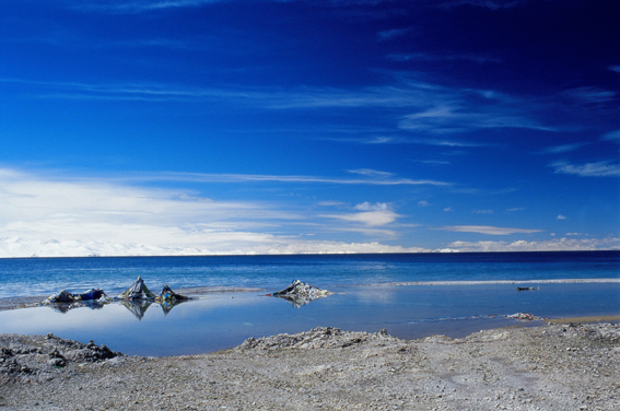 西藏圖片:那木措