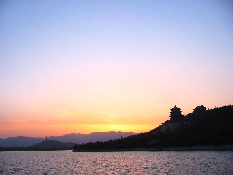 巴中万寿湖水利风景区