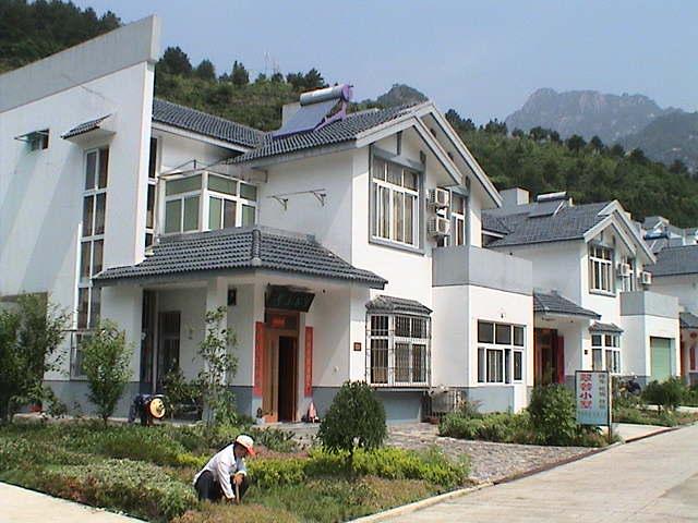农村独立别墅设计图