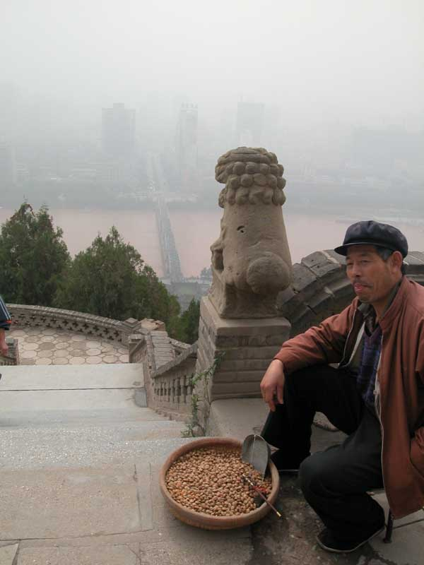2006.国庆 金色盛宴。秋日额济纳之约(上)-- 兰州,敦煌,嘉峪关 - jenny yang - yang-jenny的旅行博客