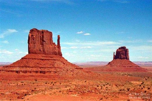 美国西部大平原