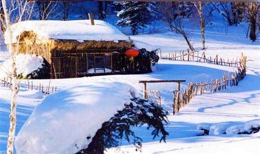 牡丹江·雪乡