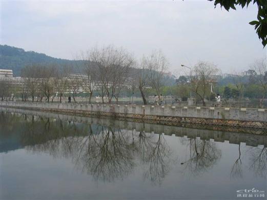 福建农业大学的校园美景图片