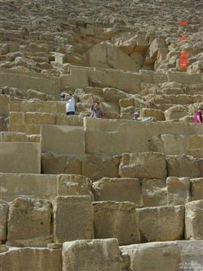 金字塔的比例-金字塔的形状与比例