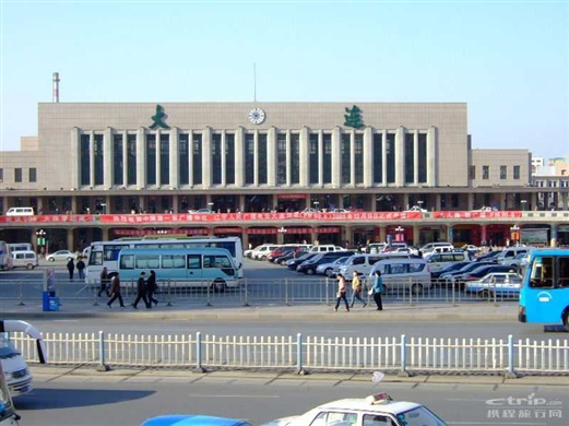 大连火车站_照片分享
