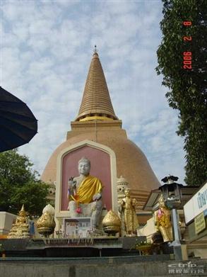 泰国---佛统大塔