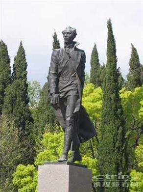保尔雕像_照片分享 - 携程旅行网