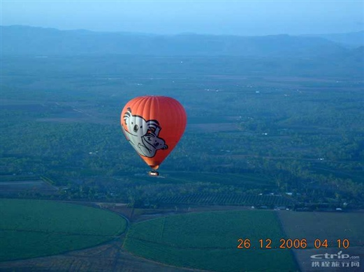 澳洲热气球之旅