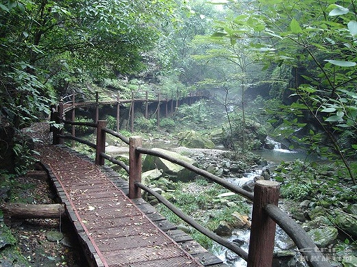 武当山逍遥谷景区_照片分享
