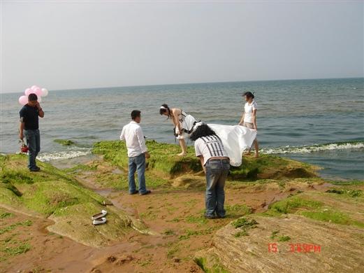 山东威海国际海水浴场