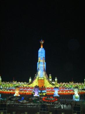 哈尔滨月亮湾滑雪场电话