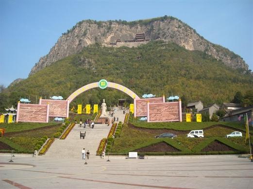 山西涉县风景区