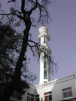 兰州西关清真大寺图片