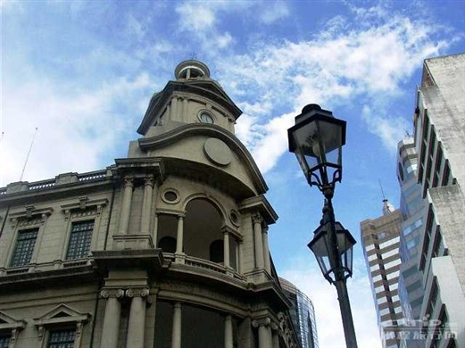 澳门的最大欧式复古建筑