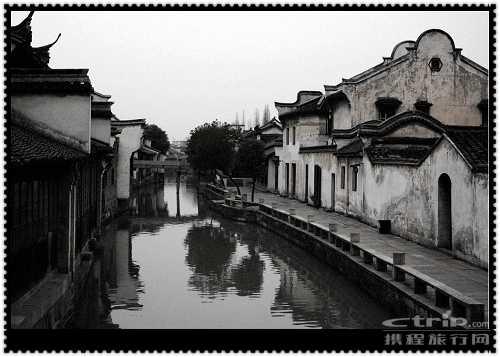 黑白乌镇_照片分享_携程旅行网
