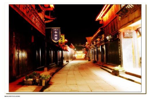 四川 成都 黄龙溪古镇的全部照片