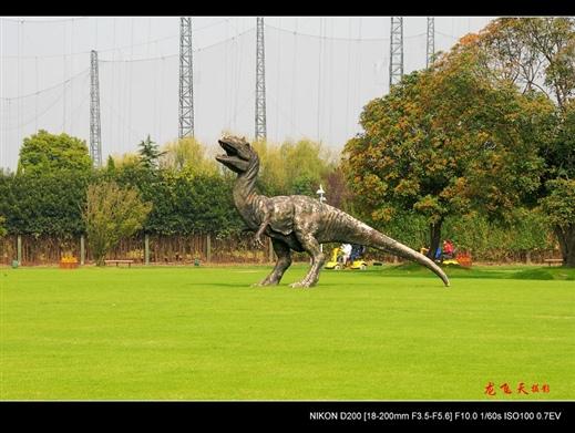 常州 中华恐龙园的全部照片 常州 中华恐龙园旅游指南