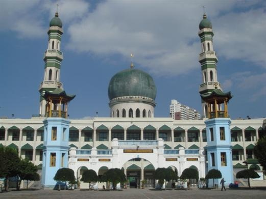 青海 西宁 东关清真大寺的全部照片图片