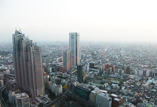 日本 东京 东京塔的全部照片