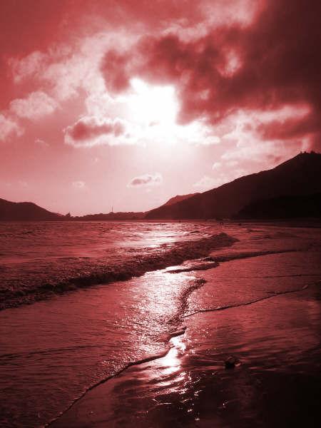 ps后期海边背景素材