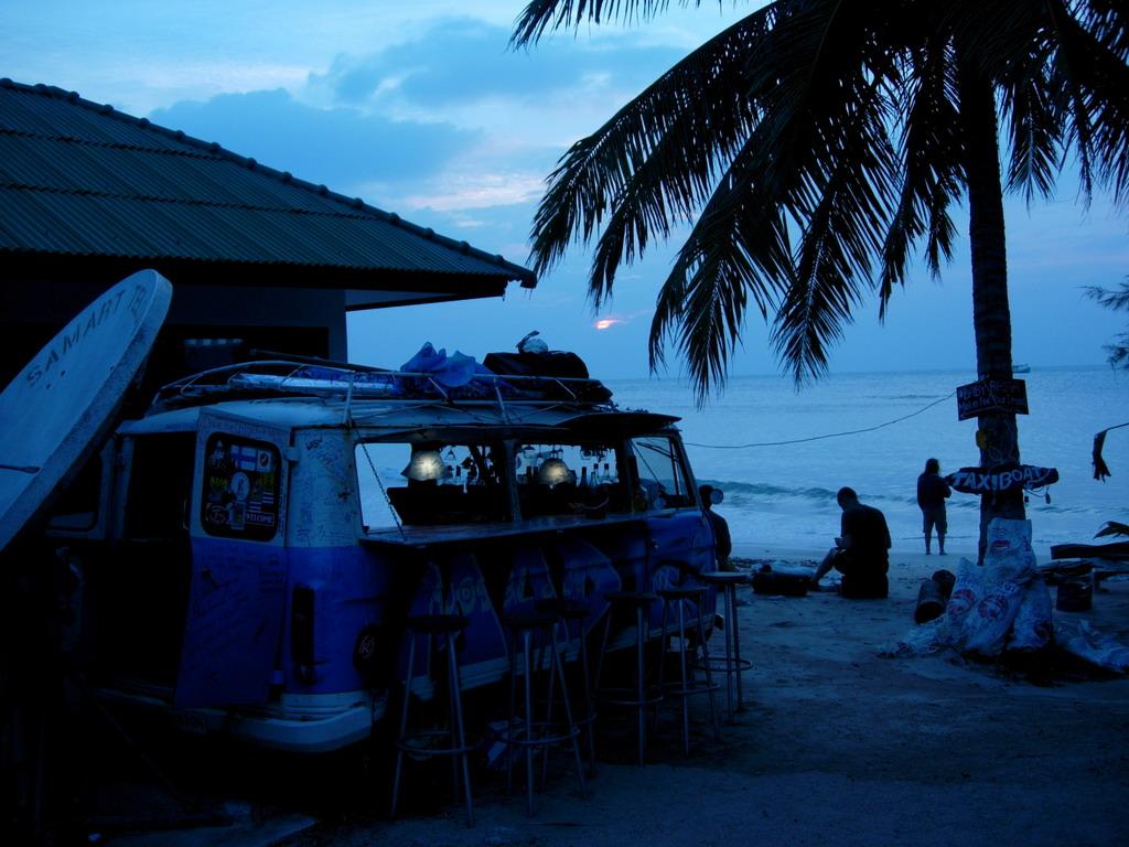 一叶菩提——泰国海岛历险记