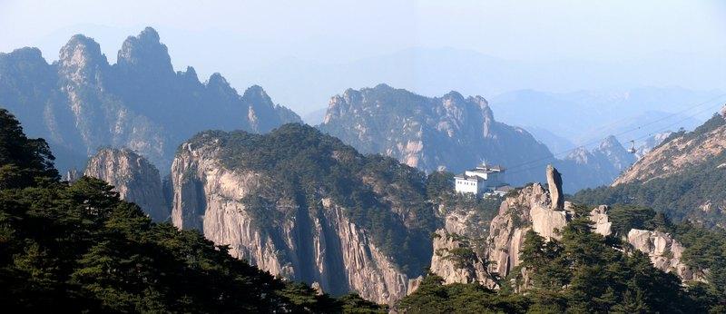 2005年12月黄山地区自助游功略杭州一日游马蜂攻略图片