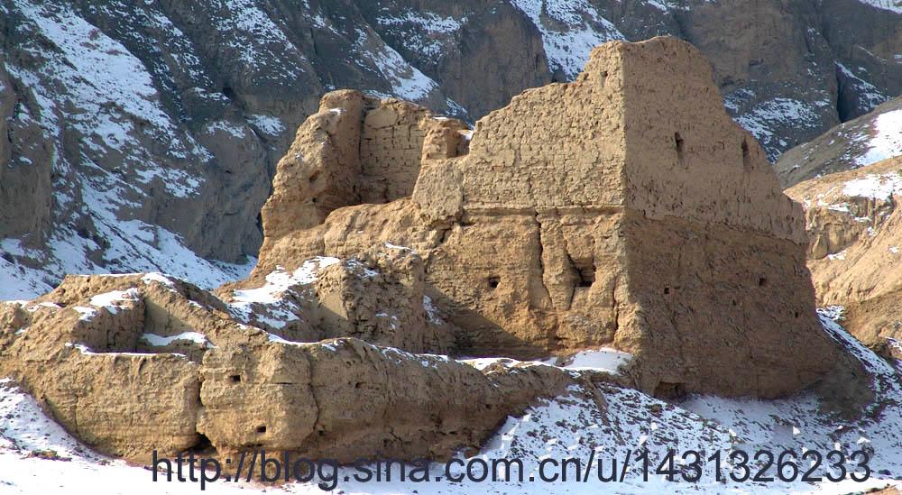 沙海古堡;   新疆维吾尔自治区吐鲁番地区鄯善县; 站是鄯善县七克台镇