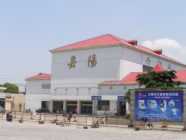 西到镇江丹阳市