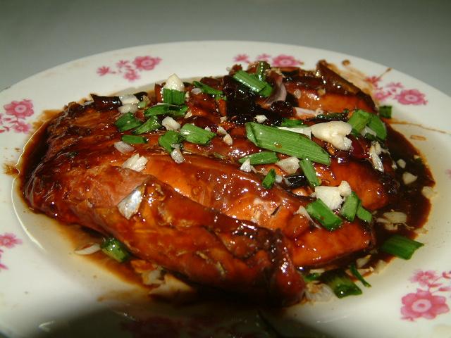(红烧鱼,很好吃的)图片