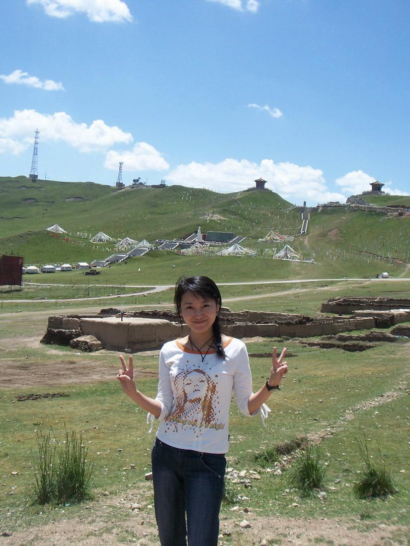 两美女的8月青海湖之旅心得与驴友共享