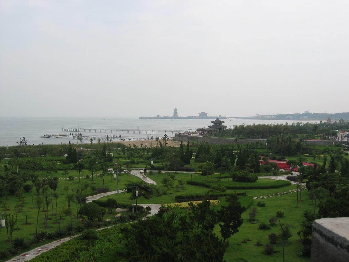 济南——威海——烟台—蓬莱