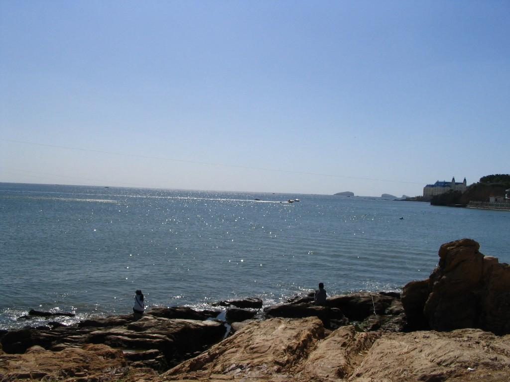 九月去大连看海出行攻略;; 付家庄公园;; 辽宁星海公园