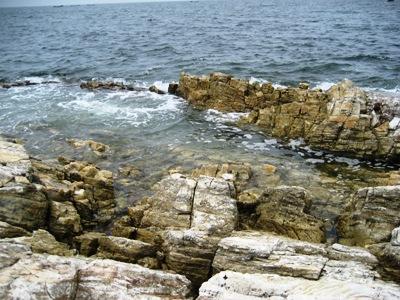 长岛林海玻璃栈道