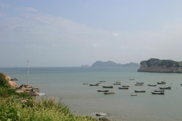忽闻海上有仙岛 -- 南麂楠溪伪驴游 - 南麂山列岛游记