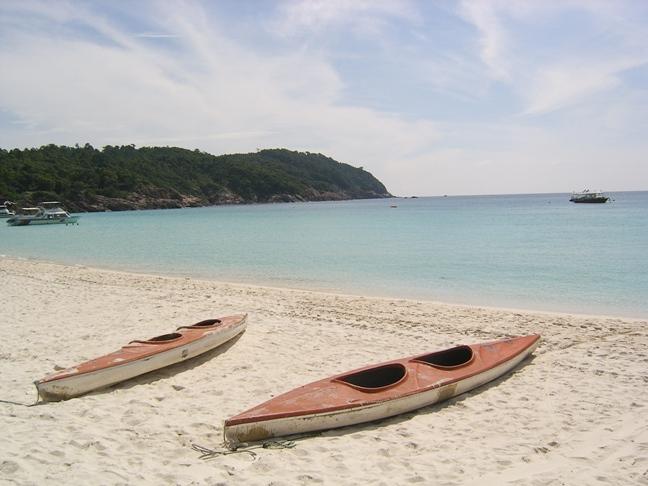 热浪岛绝色照片