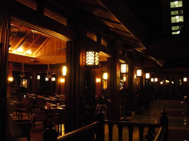 巴厘岛红树林餐厅