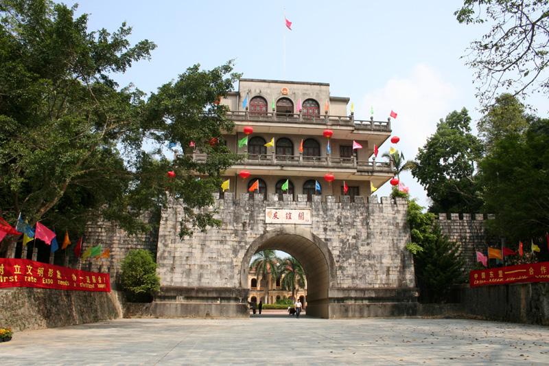 自北京去广西德天瀑布自驾游攻略(二)东莞到秦皇岛沿途自驾攻略图片