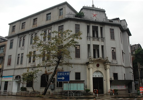 他们修建的许多建筑就是典型的欧式风格