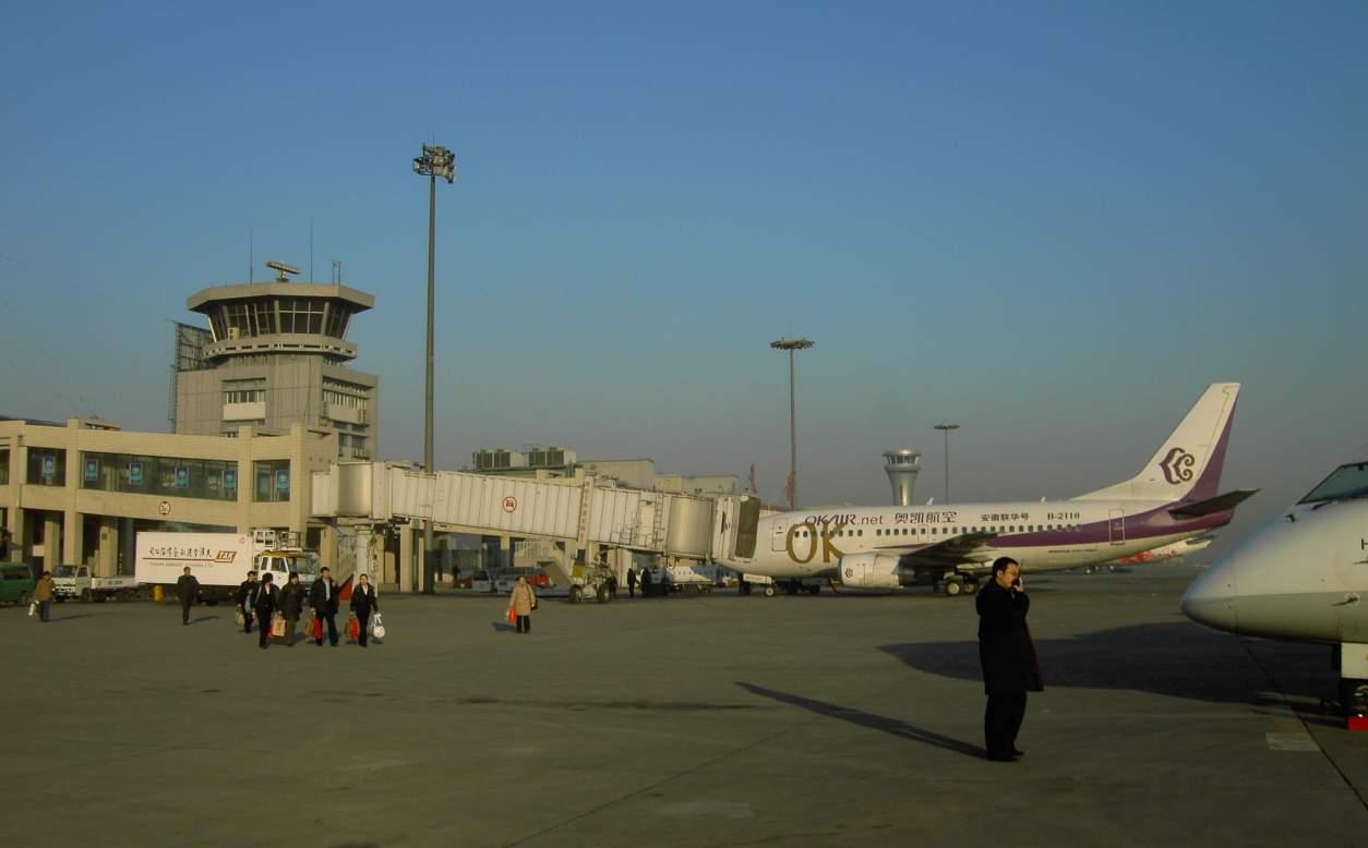 天津到南阳的飞机