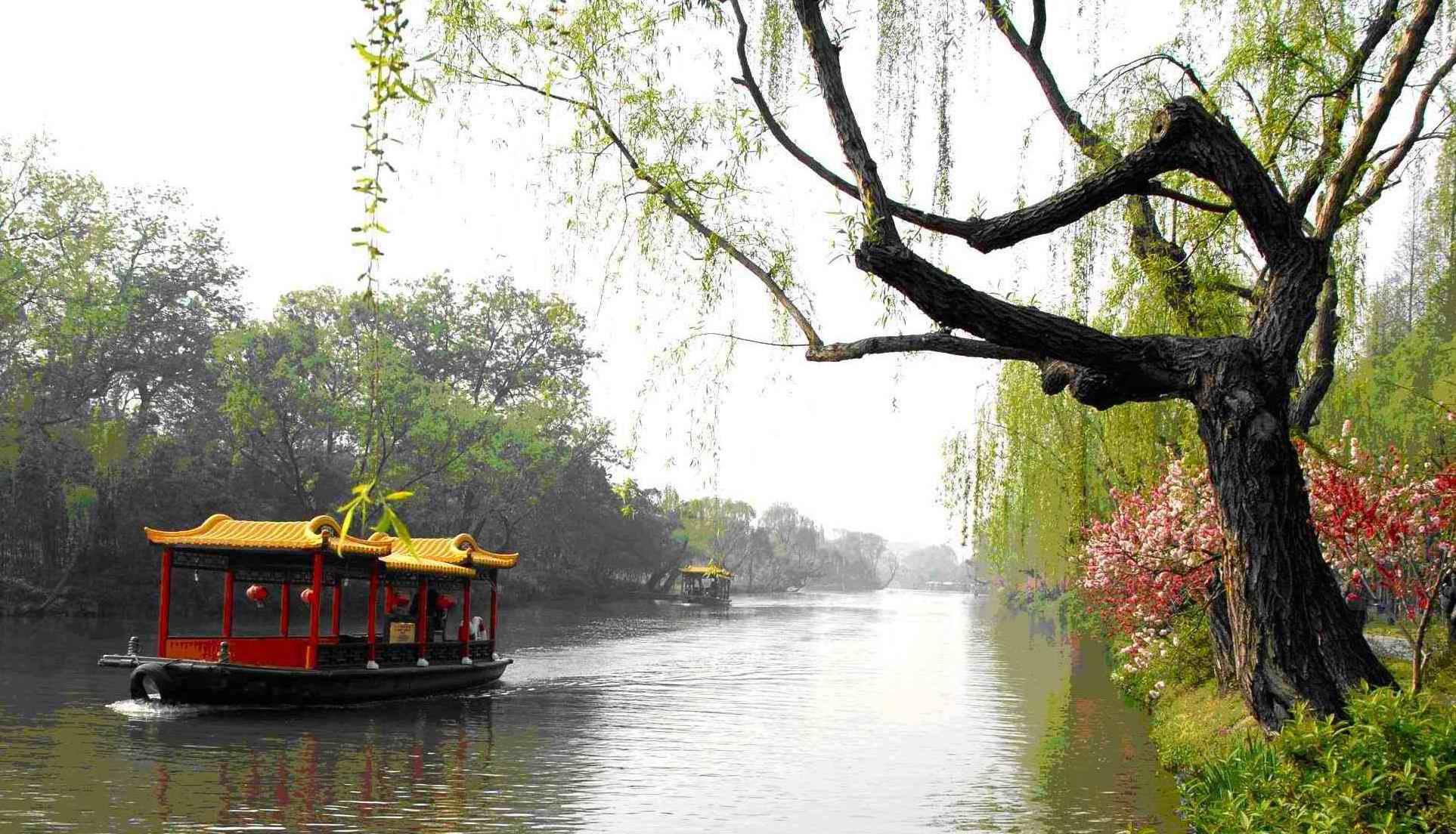 扬州/(瘦西湖)