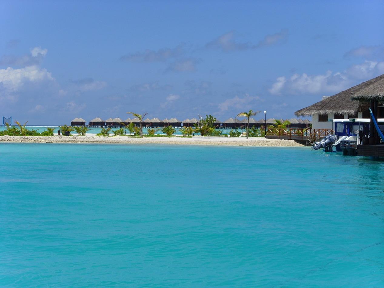 梦幻国度马尔代夫之梦幻岛dhonveli