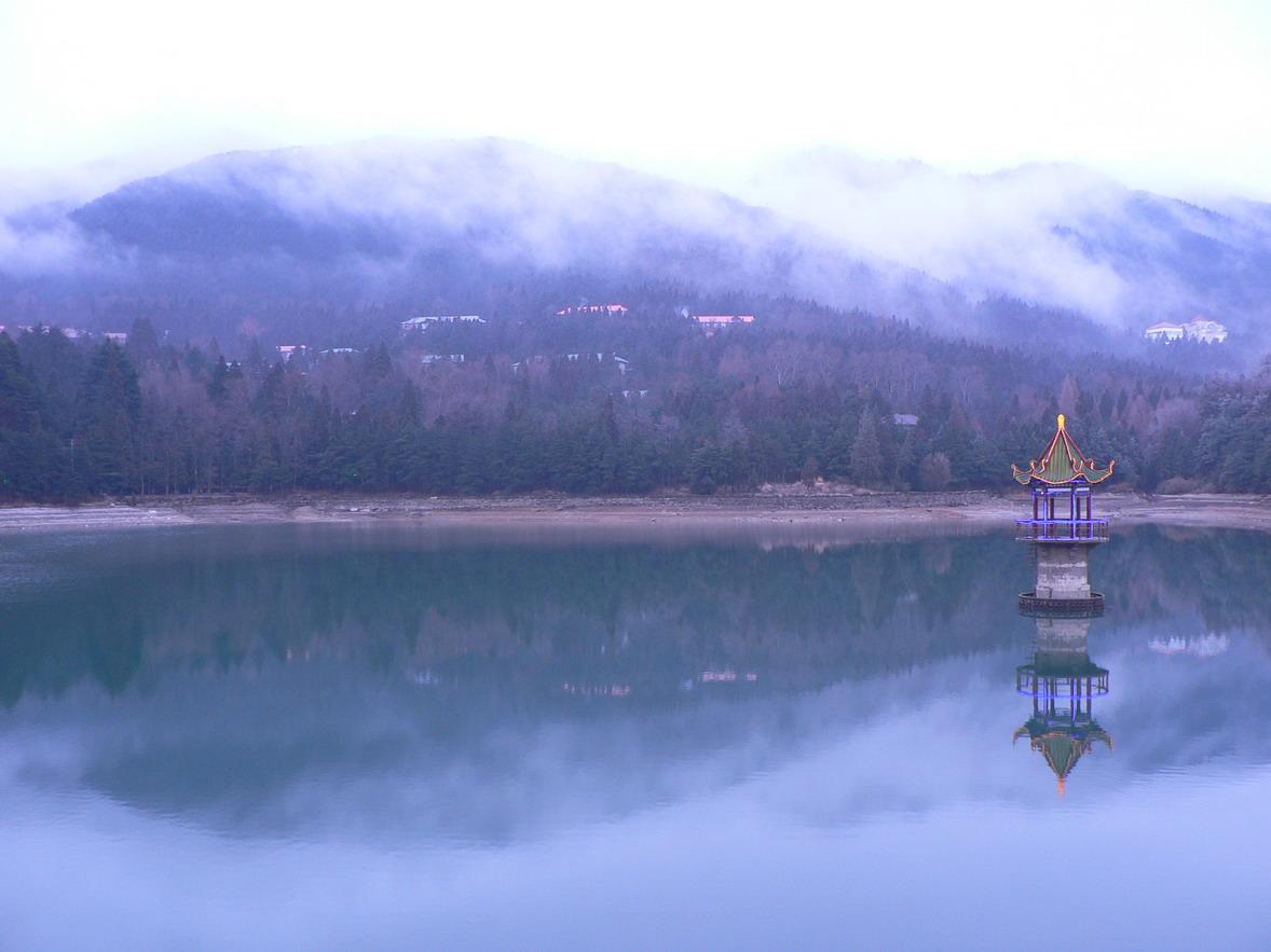江西:九江市庐山风景旅游区(中国5a级旅游景区)