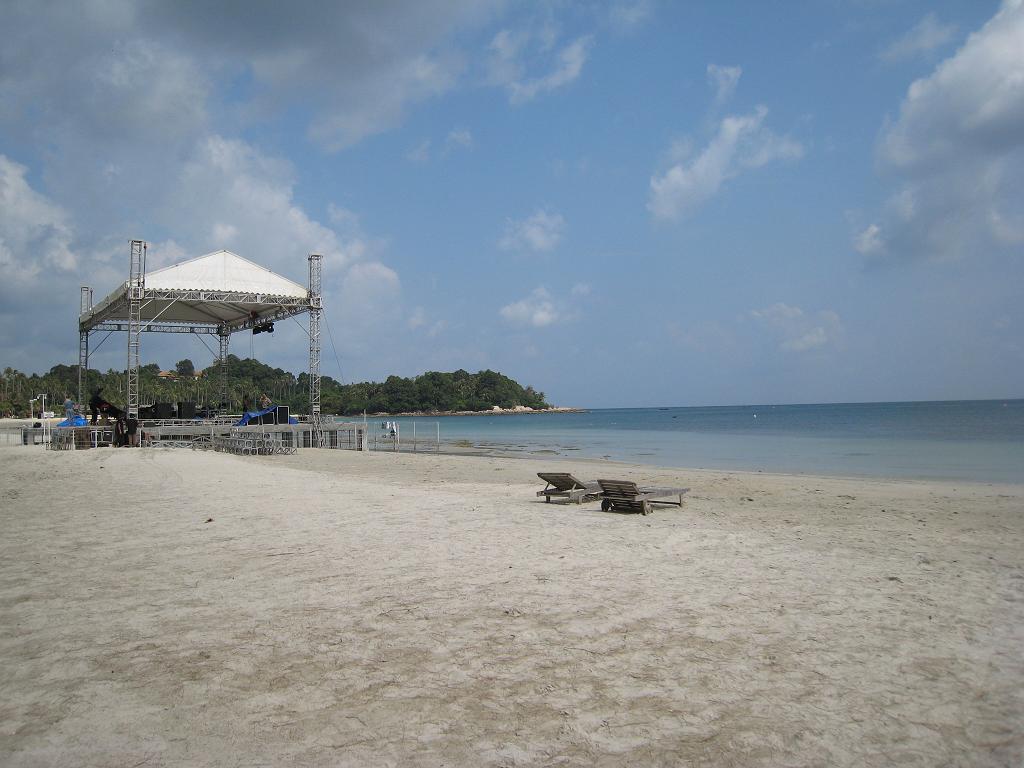 印尼旅游景点巴沙岛