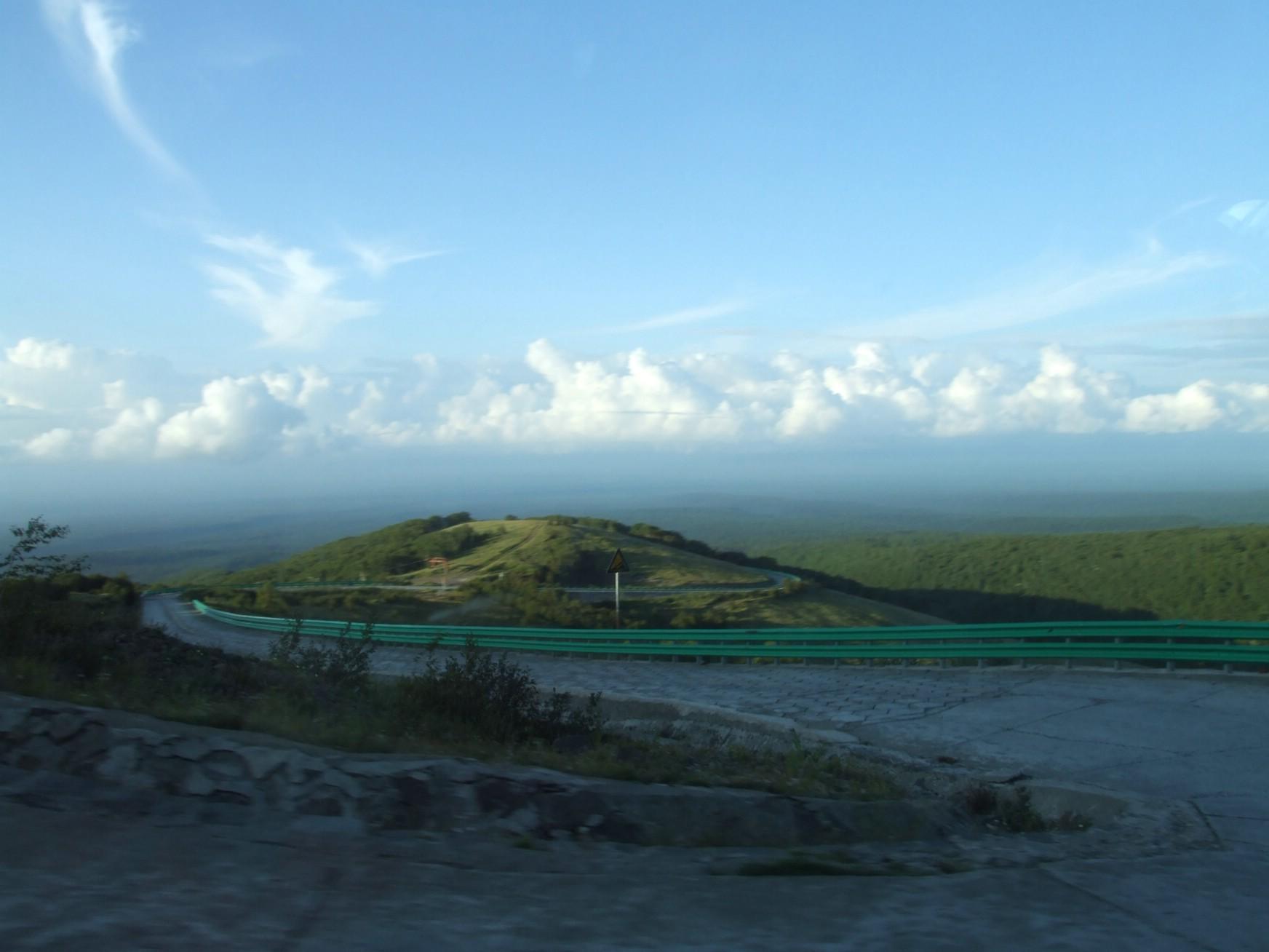 8月夏末牡丹江,长白山之旅