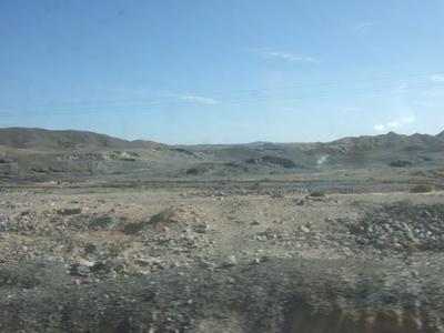 新疆游记——踏上征途1