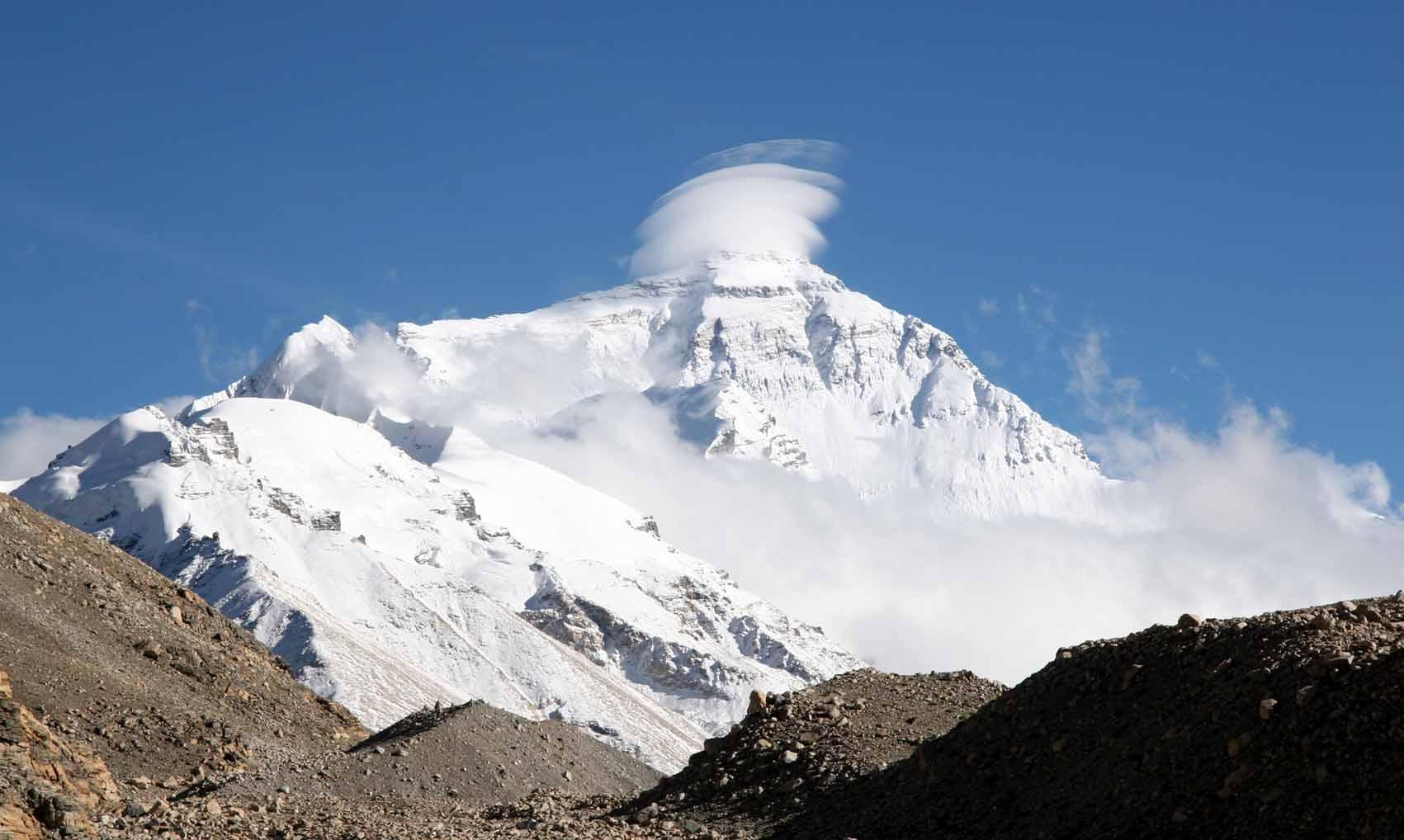 珠峰冰川桶装水